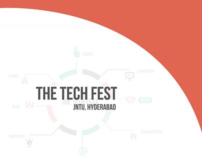 Tech Fest Web Design