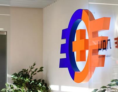 Логотип и фирменный стиль ЛДЦ «Светлана»
