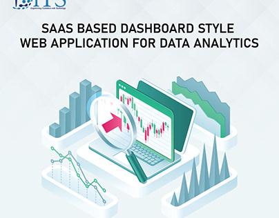 Saas Based Web Application For Data Analytics