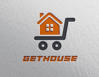GetHouse - LOGO for Real Estate Company