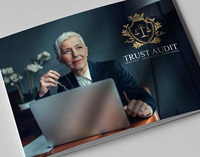 Trust Audit Service Brochure Design