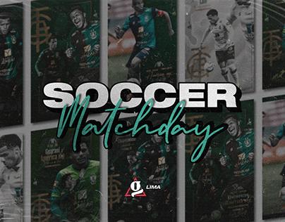 Soccer Matchday #01 - Mateus Sabino & Juninho