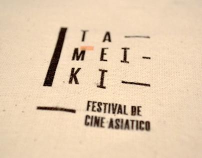 TAMEIKI — festival de cine asiático