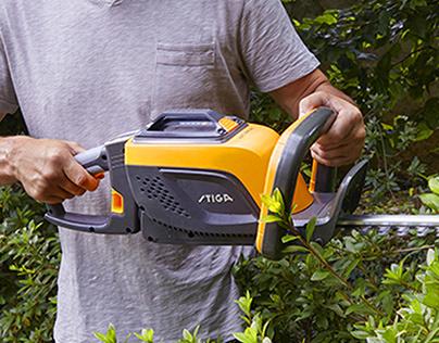 Stiga 500 Series - Hedge Trimmer
