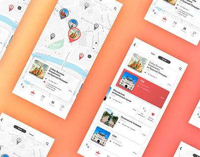 Mosguide app