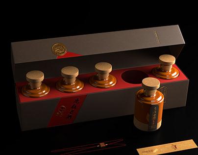 虎桥老酒系列包装(Chinese liquor packaging design)