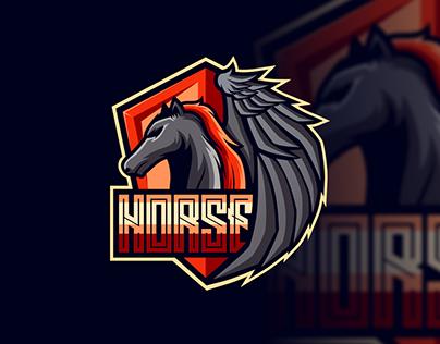 horse esport logo