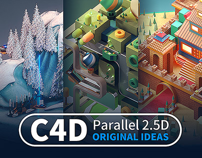 Parallel 2.5D 平行世界