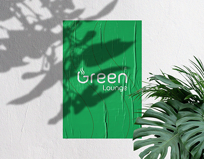 Green lounge logo
