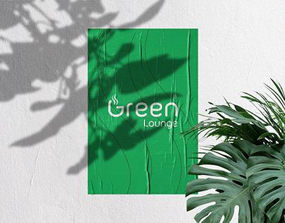 Green lounge logo