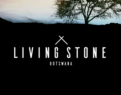 Living Stone (2016) - Logo & Main title sequence design
