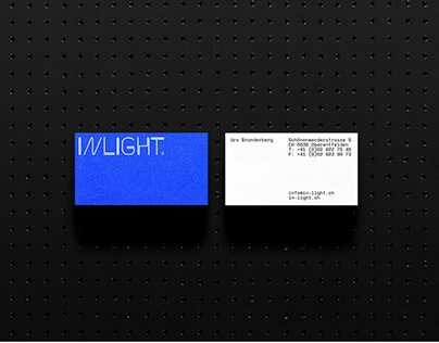 In Light® - Branding