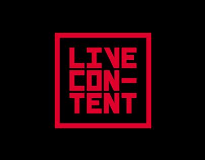 LIVE CONTENT Identity
