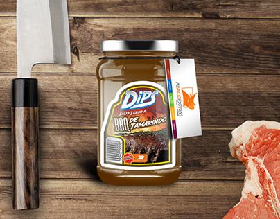 Label Design for DIPS