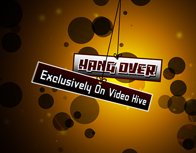 Hang Over - Premium Adobe After Effects Template