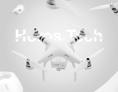 Horos.Tech — branding