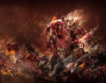 Morbid Angel Album Art & Design