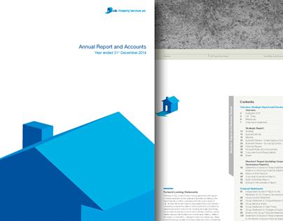 LSL Annal Report