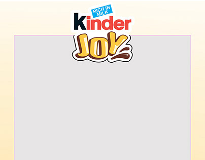 Kinder Joy and Nutella