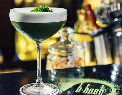 Intercontinental Kiev_ B Hush cocktails