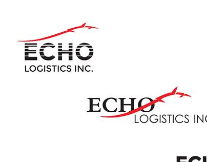 Logo design-Echo Logistics Inc.