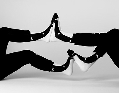 SoHo+Co x Look Mate London Socks