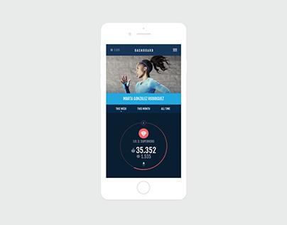 weFitter Fitness app