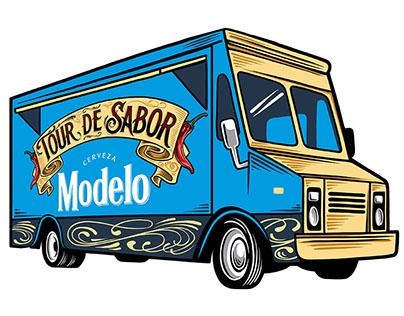 Modelo: Tour De Sabor