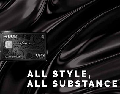 UOB | Visa Infinite Metal Card