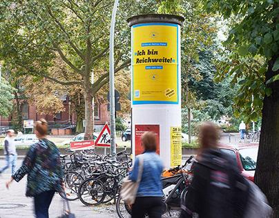 Die Draussenwerber | Image Campaign