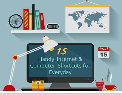 15 Handy Shortcuts for Internet and Computer – Day to D