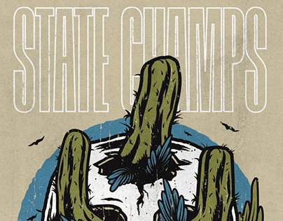 State Champs - Merch Collection