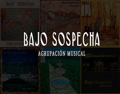 Bajo Sospecha - agrupación musical