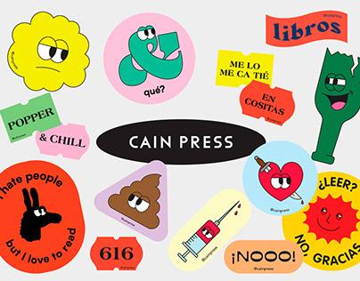 Caín Press Editorial