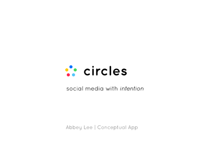 Circles | Social Media Interaction Sprint