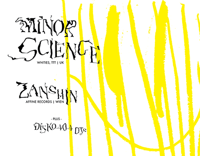 Disko404 - Minor Science