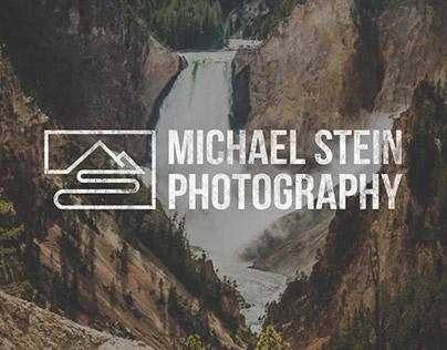 Michael Stein Photography, Logo design (Oct 2016)