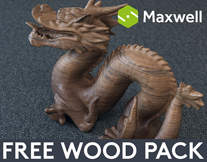 FREE Wood Pack for Maxwell