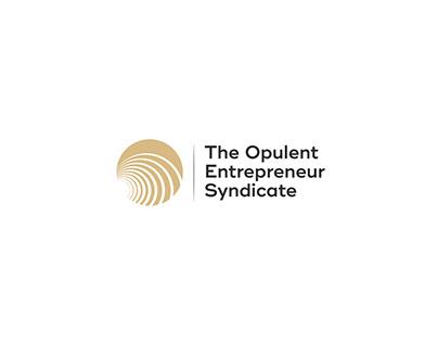 """The Opulent Entrepreneur Syndicate"" Logo"