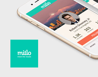 Mitlo - Meet the Locals - T&A booking App