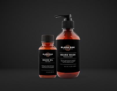 Black Oak - Branding and Packaging