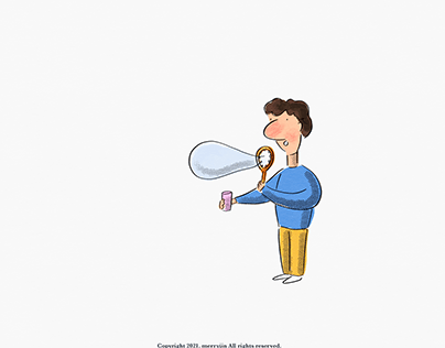 play with bubbles!