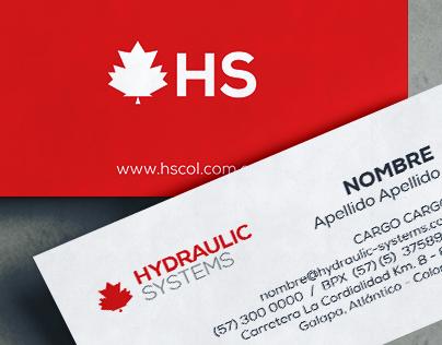 2016. HS branding