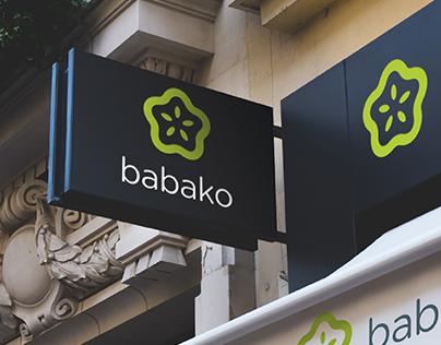 babako branding & naming
