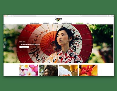 Ushuaïa Webdesign