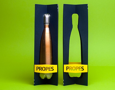 Packaging for Thermos Bottle