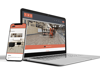 Gatsby Progressive Web App / Website & Logo redesign
