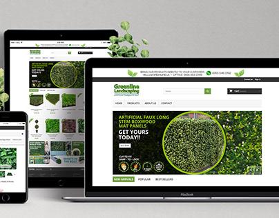 Greenline E-Commerce