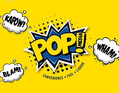 POP Media Website