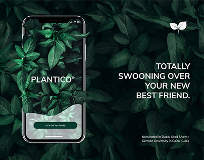 PLANTICO® Application :: UI/UX Design